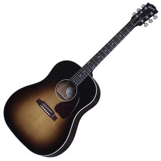 Gibson 2016 J-45 Standard Electro Acoustic Guitar, Vintage Sunburst