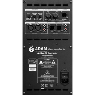 Adam Sub12 Active Subwoofer 200w