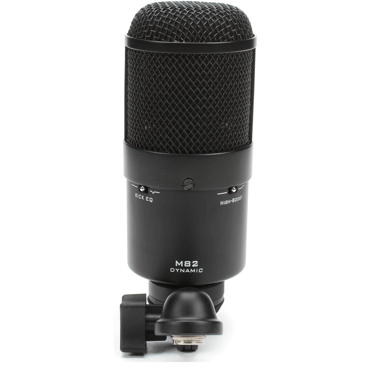 Telefunken DD5 5 Piece Dynamic Drum Microphone Pack at ...