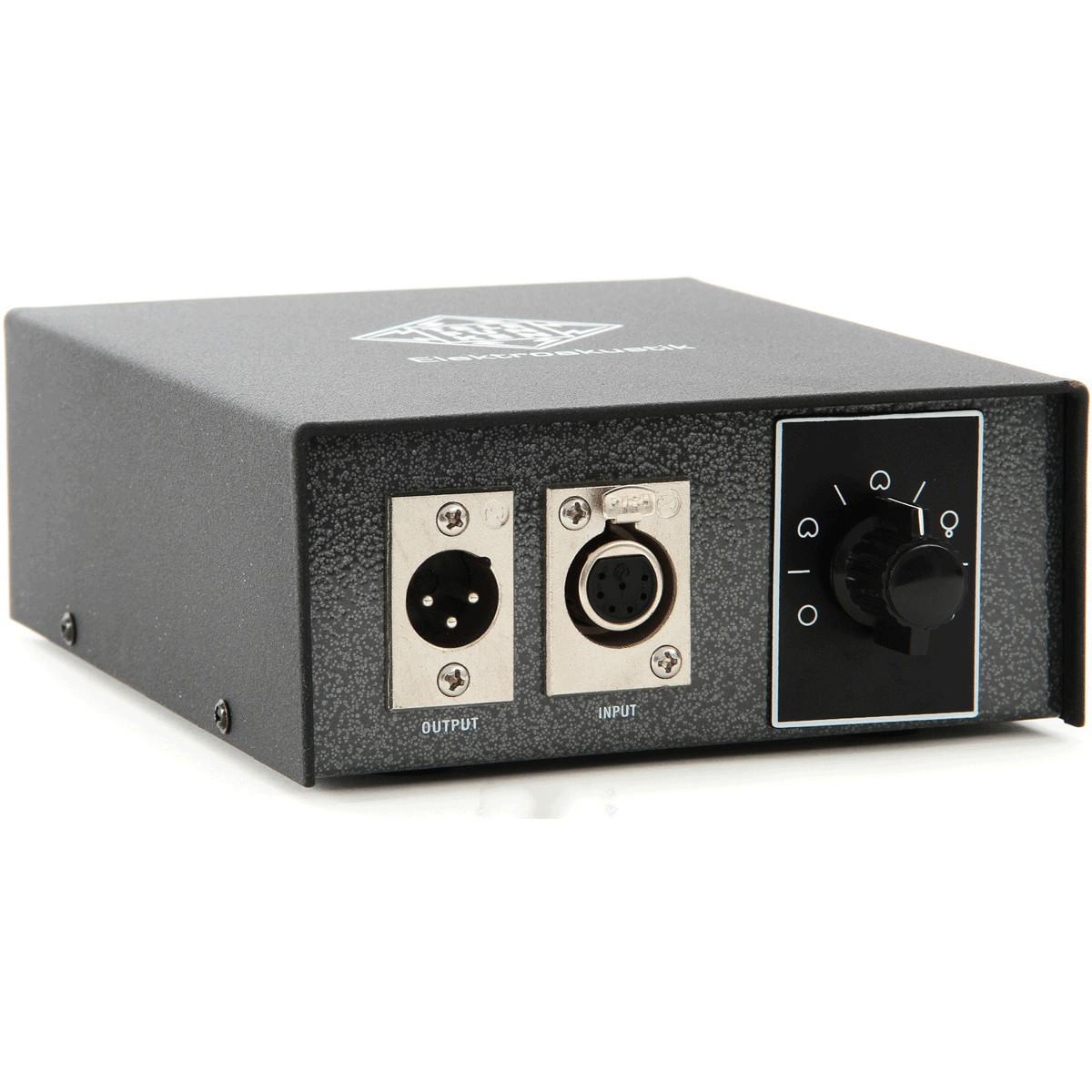 Telefunken AK47 MKII Tube Condenser Microphone at ...