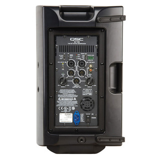 QSC K10 Active PA Speaker Rear