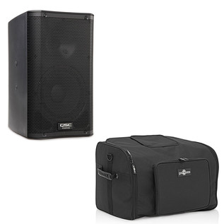 QSC K10 Active PA Speaker with Free Bag