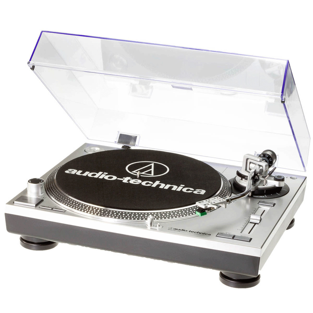 Image of Audio-Technica AT LP120 USB Professional USB DJ Turntable