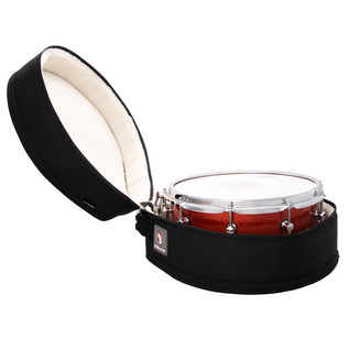 Ahead Armor 14'' x 5.5'' Snare Drum Case with Shoulder Strap (Snare Not Included)