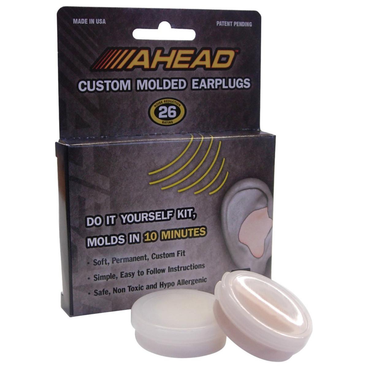 Image of Ahead Custom Moulded Earplugs Pair