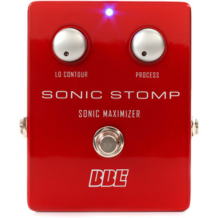 BBE Sonic Stomp Sonic Maximiser Effects Pedal