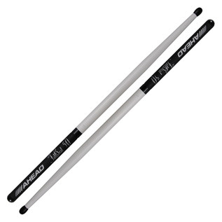Ahead 5A Nylon Tip Fat Beat Drumsticks