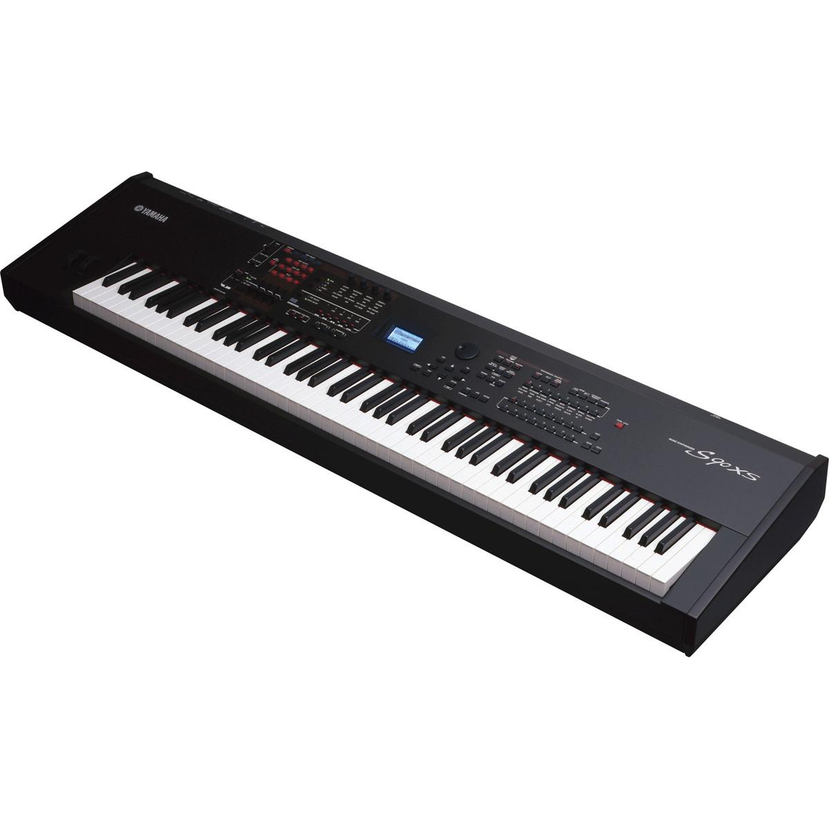 Sonderangebot yamaha s90 xs keyboard synthesizer auf for Yamaha keyboard synthesizer