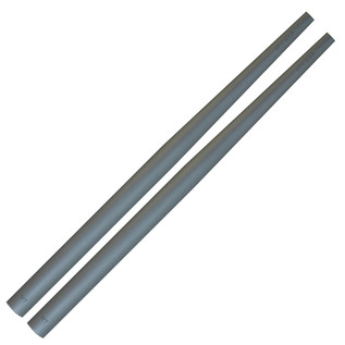 Ahead Medium Taper Silver Cover For 5A/7A/JJ/FB-5A/PR, Pair