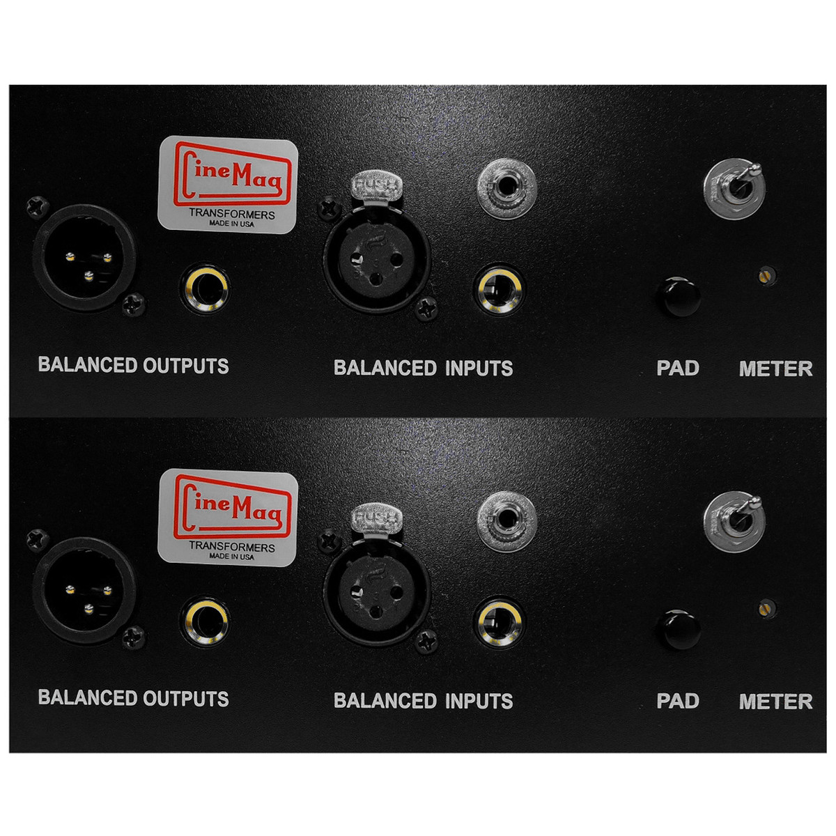 warm audio wa76 stereo 1176 style stereo fet compressors at. Black Bedroom Furniture Sets. Home Design Ideas