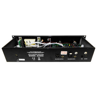 Warm Audio WA76-STEREO 1176 Style Stereo FET Compressor , Rear