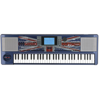 Korg Liverpool Professional Arranger Keyboard