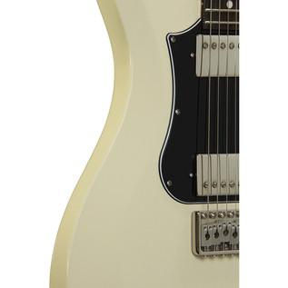 PRS S2 Standard 22 Dots Electric Guitar, Antique White
