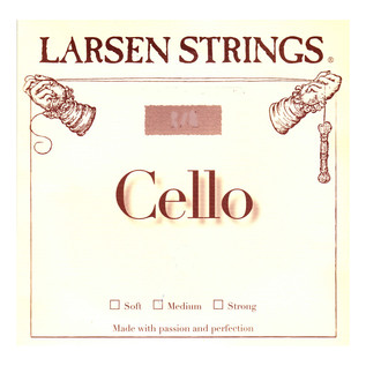 Larsen Medium Cello String Set