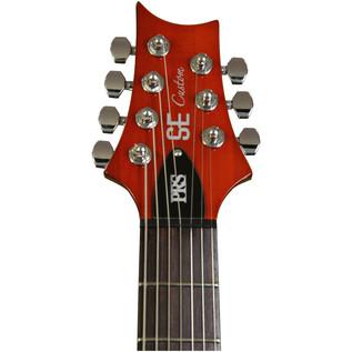 PRS SE Custom 24 7 String Electric Guitar, Vintage Sunburst