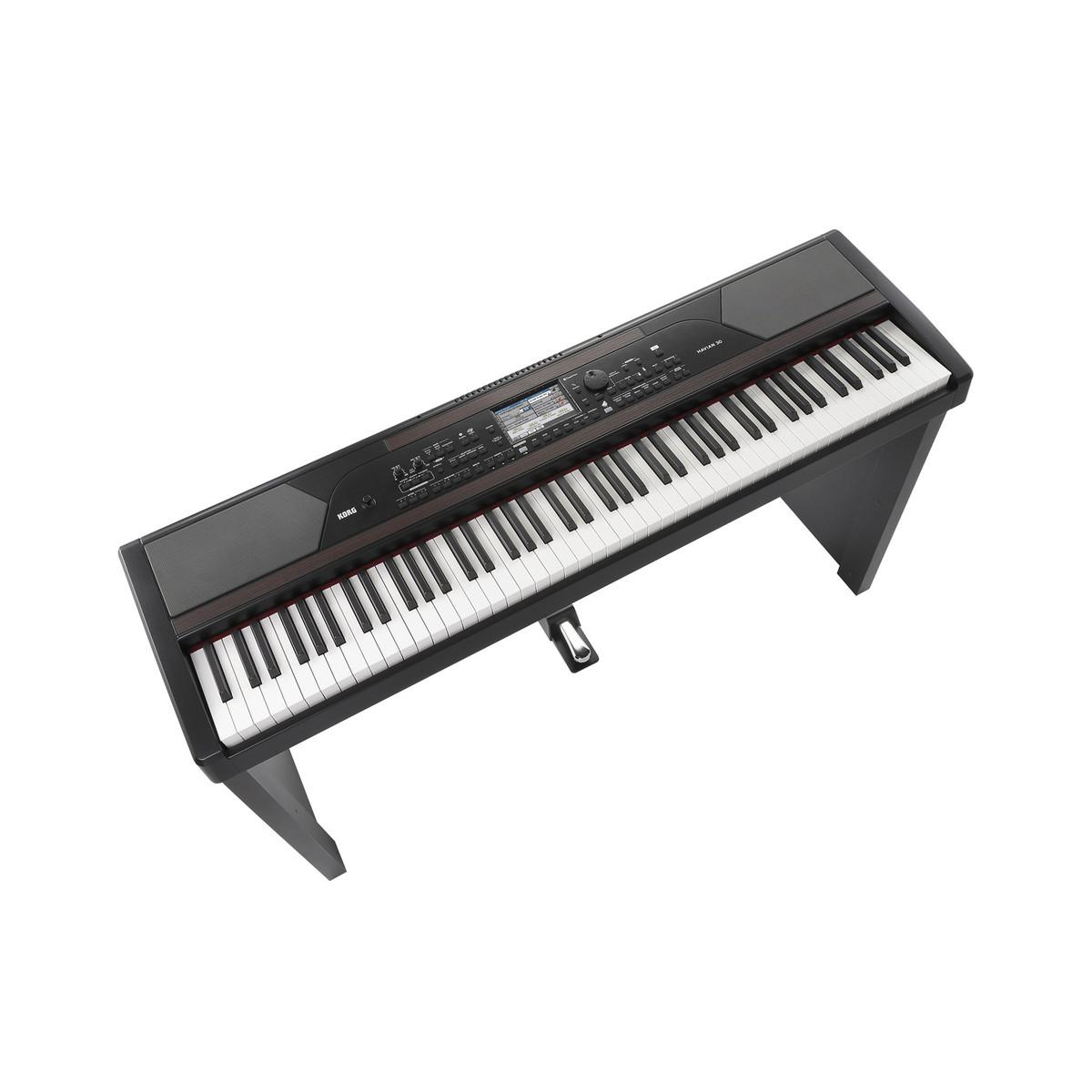 korg havian 30 ensemble piano num rique comme neuf. Black Bedroom Furniture Sets. Home Design Ideas