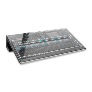 Decksaver Cover for Allen and Heath QU32
