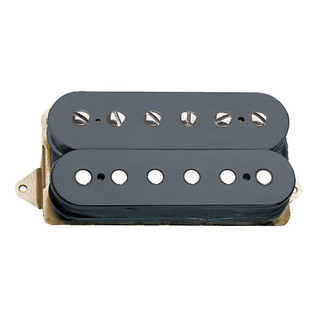 DiMarzio DP158 Evolution Neck F Spaced Humbucker Pickup, Black