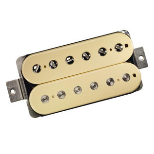 DiMarzio DP100 Super Distortion F Spaced Humbucker Pickup, Cream