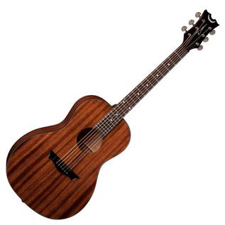 Dean AXS Mahogany Parlor Acousic Guitar