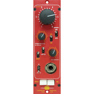 Chandler Limited Little Devil Preamp 500 Series Format