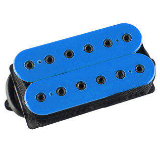 DiMarzio DP158 Evolution Neck F Spaced Humbucker Pickup, Blue