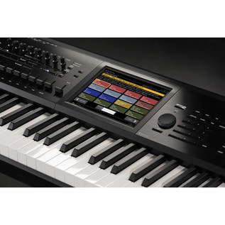 Korg Kronos 61 2015 Music Workstation Including ABS Hardcase
