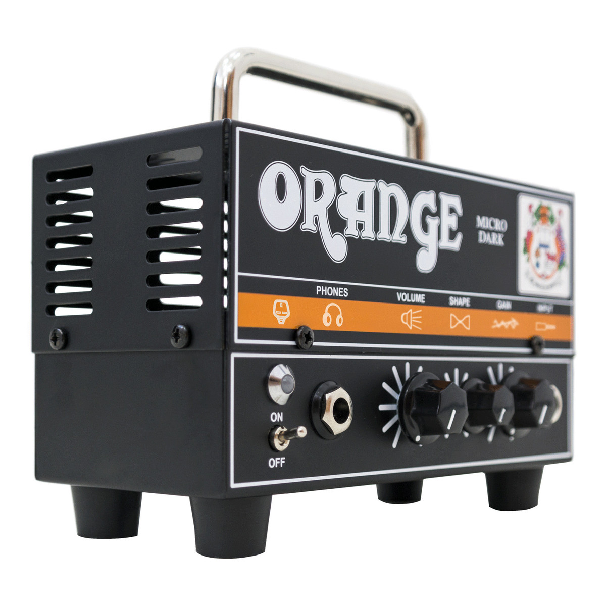 orange micro dark valve hybrid guitar amp head at. Black Bedroom Furniture Sets. Home Design Ideas