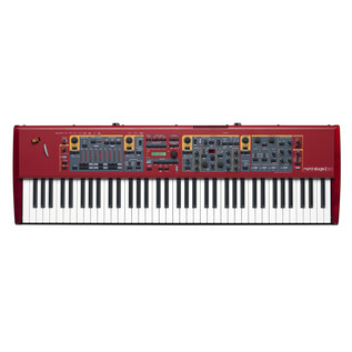 Nord Stage 2 EX HP76 Stage Piano Including ABS Hardcase