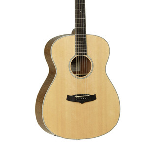 Tanglewood TFA FM Evolution Deluxe Acoustic Guitar, Natural Gloss