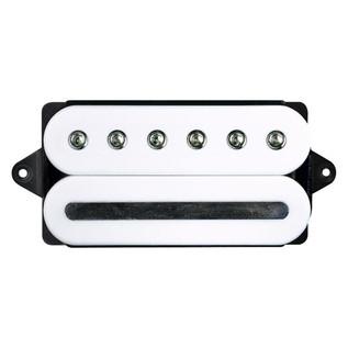 DiMarzio DP228 Crunch Lab F Spaced Humbucker Guitar Pickup, White