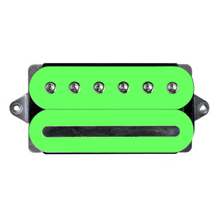 DiMarzio DP228 Crunch Lab F Spaced Humbucker Guitar Pickup, Green