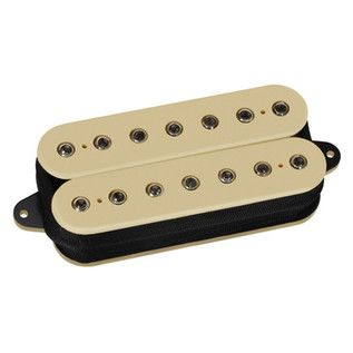 DiMarzio DP707 LiquiFire 7 String Humbucker Guitar Pickup, Cream