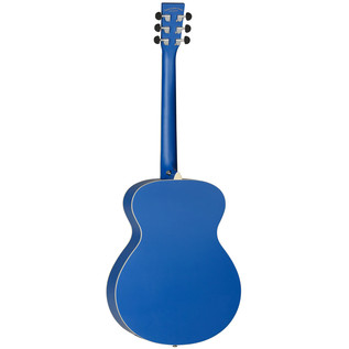Tanglewood Discovery DBTFDBL Acoustic Guitar, Dark Cobalt Matt Satin