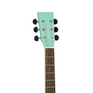 Tanglewood Discovery DBTFSGR Acoustic Guitar, Surf Green Matt Satin