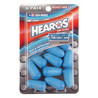 Hearos Xtreme Protection Foam Ear Plugs & Case (6 Pairs)