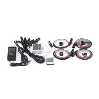 DrumLite Duel LED Lighting System for Acrylic Drumsets 22, 12, 14, 16