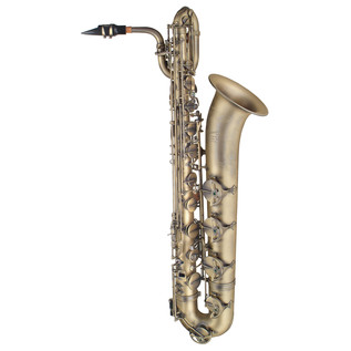 P Mauriat PMB-300 Baritone Saxophone, Vintage Finish, Low A