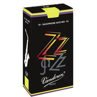 Vandoren ZZ Alto Saxophone Reeds Strength 3.0 (10 Pack)