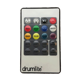 DrumLite Dual LED Lighting System for Acrylic Drumsets 22, 12, 14, 16