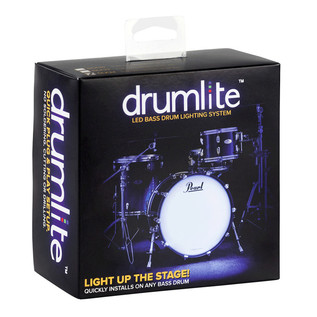 DrumLite Individual LED Light System for Acoustic Bassdrum 22in