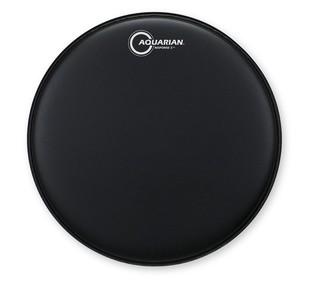 Aquarian Response 2™ Texture Coated 13in Black
