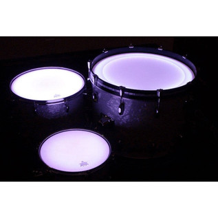 DrumLite Individual LED Light To Combine With Set Kit, 14 Snare