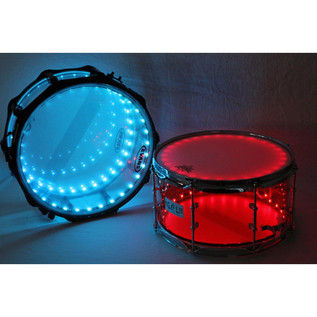 DrumLite Individual Double LED Lights For 12 x 9 Tom