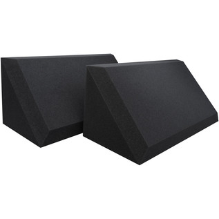 Ultimate Acoustics Pro Bass Traps Bevel Edge - Side