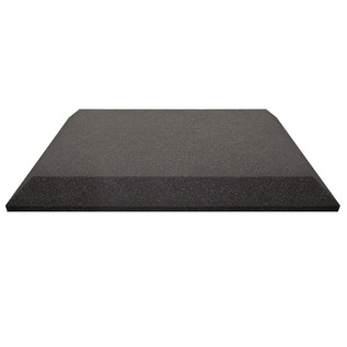 Ultimate Acoustics Bevel Studio Foam 24x24x2'' x2 - Side