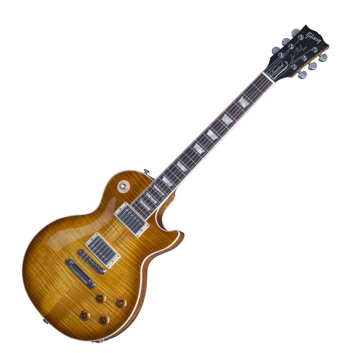 Image of Gibson Les Paul Standard T 2016 Honey Burst