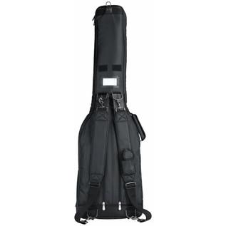 Warwick Alien Left Handed 5-String Bass Guitar, Natural Satin