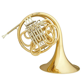 Hans Hoyer 802A-1-0 Double French Horn, Detachable Bell