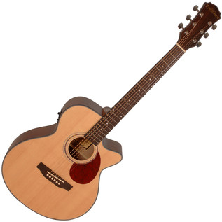 Freshman FA1AN Electro Acoustic with Free Hardcase, Natural